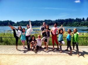 Yoga 4 Girls!