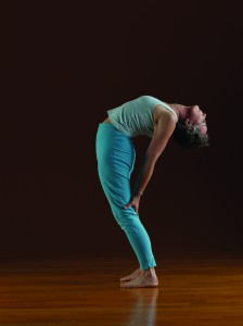 standing backbend